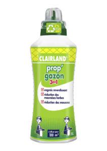Engrais liquide Prop'Gazon 3 en 1
