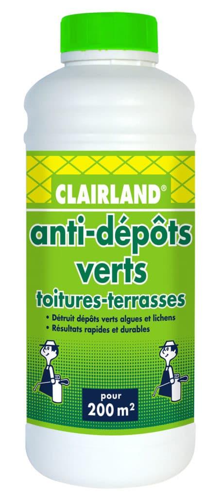 Anti-dépôts verts