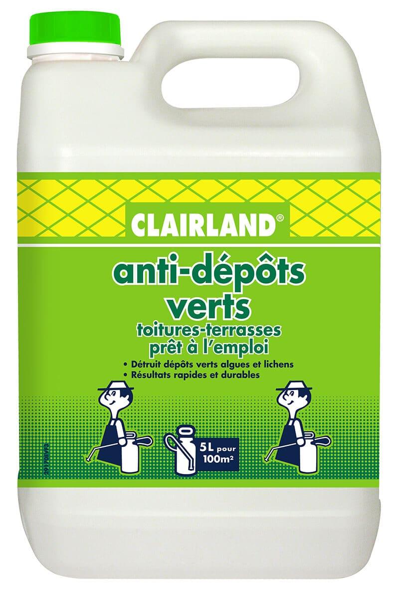 Anti-dépôt verts